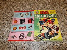 ALBUM CALCIATORI 1972 1973 EDIS COMPLETO(-89 FIGURINE) BN/OTT TIPO PANINI RELI
