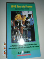 Cycling Videos, All Vhs Format, Multiple Titles, Hans Rey, Indurain, France