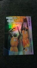 New listing 2002-2003 Topps Top Tandems Kobe Bryant Shaquille Oneal