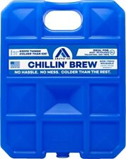 New listing Long Lasting Ice Pack for Coolers, Camping, Fishing and More, X-Large Reusable I