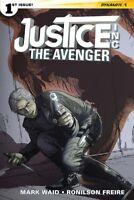 Justice Inc The Avenger #1 Dynamite Comics 1st Print 2015 Unread NM