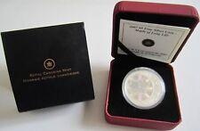 Kanada 8 Dollars 2007 Maple of Long Life Silber