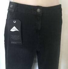 Next Ladies Super Soft Long Length Pink Jeans BNWTS Size 22