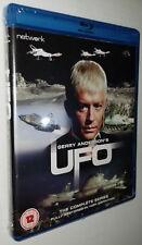 UFO Serie Completa - Gerry Anderson - Blu-Ray Cofanetto Nuovo Sigillato