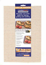 MESH OVEN BAKING SHEET FOR TRAY NATURAL/BROWN -CRISPY FOOD 21 x 31cm