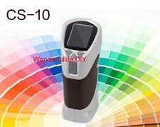 Portable 8MM Colorimeter Color Meter L* a* b DeltaE L*C*h XYZ RGB USB CS-10