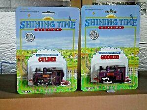 Shining Time Station Engines CULDEE & GODRED  NIP (953)