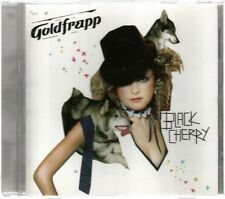 Goldfrapp - Black Cherry (2003)...CD Used Good....