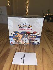 Pokémon évolutions XY display (français Scellage Pokéball)