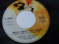 HAROLD NICHOLAS Hully gully fire house / personne que toi JUKE BOX 60359