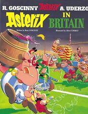 ASTERIX IN BRITAIN Softcover Goscinny & Uderzo