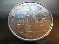 1973 salute castle Disney Mickey Mouse Mardi Gras Doubloon Coin