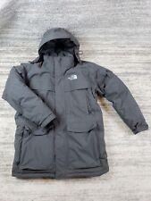 The North Face Men's McMurdo Down Parka Jacket Size Large ASPHALT GREY