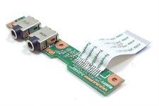 HP Presario CQ60-114EM - Audio Port Board & Cable