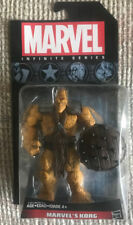 "MARVEL LEGENDS HULK THOR RAGNAROK PLANET HULK KORG 3.75"" FIGURE MOC NEW"