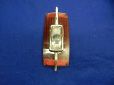 USED 66 Ford Fairlane GT GTA Taillight Rear Lamp Lens #C6OZ-13450-C Nice