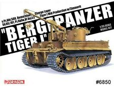 "1/35 Dragon 6850 - ""Bergepanzer Tiger I""  Demolition Charge Layer w/Zimmerit"