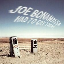 Joe Bonamassa - Had to Cry Today (CD 2004) 11 Tracks