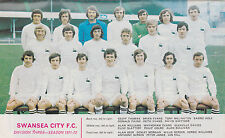 Swansea City Football Equipacion Foto > 1971-72 temporada