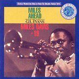 DAVIS Miles - Miles ahead - CD Album