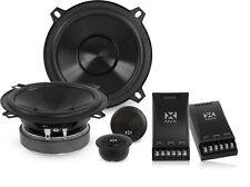"NVX VSP52KIT 5-1/4"" V-Series 260 Watt 2-way Component Speakers System 5.25 Set"
