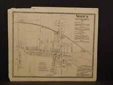 New York, Wayne County Map, 1874, Sodus, Y4#56