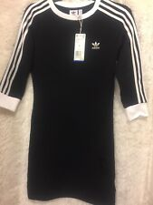 Adidias Woman's Dress Size X-Small Black / White