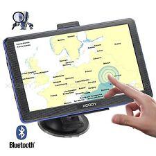 XGODY 7'' 8GB NAVIGATORE SATELLITARE GPS Bluetooth SAT NAV + MAPPE EUROPA 2016
