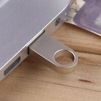 Hot Simple Classic Metal Key USB 2.0 Memory Stick Flash Pen Drive U Disk 8GB YM