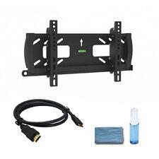 Tilt Flat LED LCD Plasma TV Wall Mount Bracket 32  36 40 42 47 46 50 52 55 inch