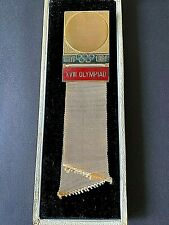 1964 Tokyo Olympic Games Special Delegates Badge in Original Case