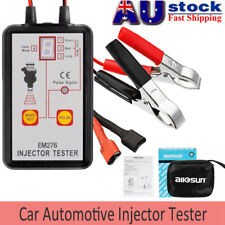 Fuel Injector Tester EM276 With 4 Pulse Mode Test Injector System For Gas Car