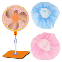 Home Fan Dust Cover Safety Cover Fan Protector Foldable Fan Accessories