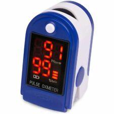Roscoe Medical Fingertip Pulse Oximeter Monitors Pulse Rate Amp Oxygen Levels