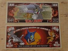 TOM & JERRY Cartoon Show Cat & Mouse Rivalry! <*> $1,000,000 One Million Dollars