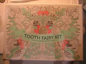2020 $2 TOOTH FAIRY COIN KIT COMPLETE-Royal Australian Mint.