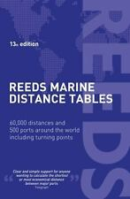 Reeds Marine Distance Tables 13th edition (Reed's Professional), Miranda Delmar-