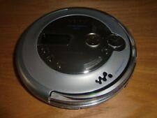 Sony Portable CD MP3 Walkman (D-NE711/S) 95H continue Play good condition
