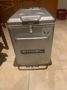 Engel camping fridge freezer with Transit Bag