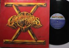 Soul Lp Commodores Heroes On Motown