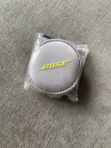 Bose Wireless Bluetooth Headphone Carrying Case Accessories Travel Grey Lime