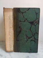 Histoire Civil, Física Y Morale De París J. A. Al Mérito Tomo Seventh 1825