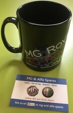 GENUINE MG ROVER MUG BLACK ZS ZR ZS ZT 25 45 75 ZFA000040 MGF TF MINI COLLECTOR