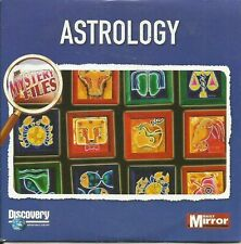 ASTROLOGY - MYSTERY FILES / SOLAR EMPIRE: HEAVENS ABOVE (1997) PROMO DVD (2008)