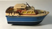 Bu038: Vintage Toy Boat 1966 Ny6603 King Of The Sea