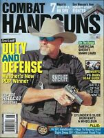 Athlons Combat Handguns  May / June 2021  Duty & Defense