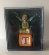Enesco Disney Tinkerbell Salt & Pepper Shakers-New In Box