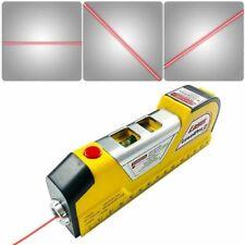 Laser Leveling Tool Vertical Horizontal Line Portable Ruler Measure Projection