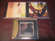 GERRY MULLIGAN MEETS BEN WEBSTER MFSL 24 KARAT GOLD COLLECTORS CD + BONUS DCC CD