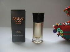NOUVELLE miniature ARMANI CODE ABSOLU de GIORGIO ARMANI  pleine+ boite NEUVE NEW